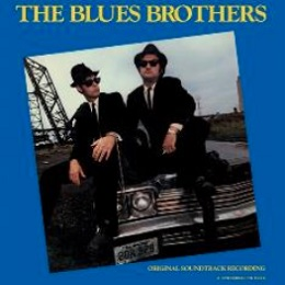 VARIOUS ARTISTS The Blues Brothers Soundtrack LP 180g Transparent Blue Vinyl (NAD20)
