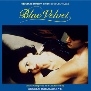 ANGELO BADALAMENTI Blue Velvet Soundtrack LP
