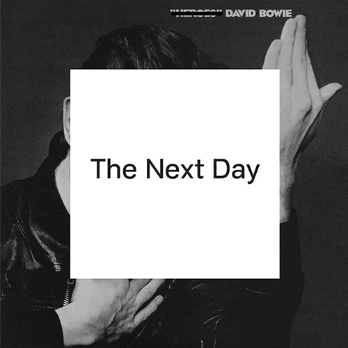 DAVID BOWIE The Next Day 2LP