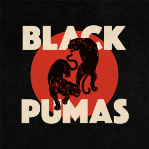 BLACK PUMAS Black Pumas LP Cream/red/black Vinyl