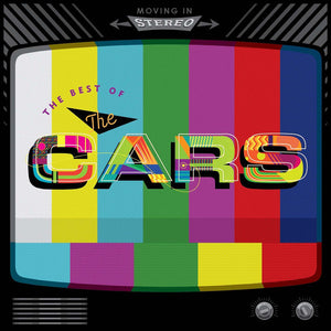CARS Moving In Stereo - The Best Of 2LP