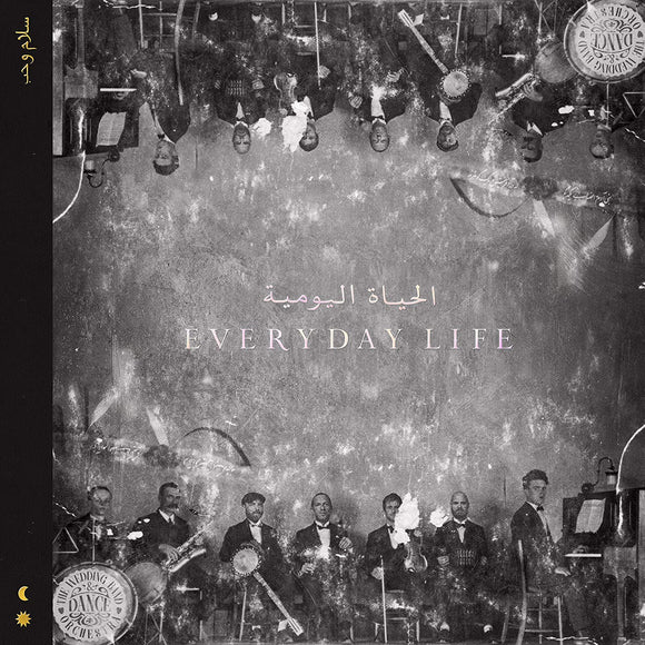 COLDPLAY Everyday Life 2LP
