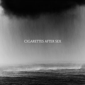 CIGARETTES AFTER SEX Cry LP DELUXE VINYL