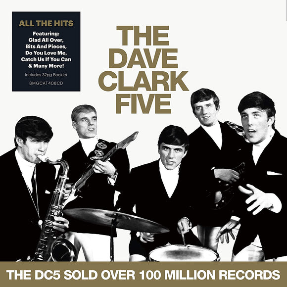 DAVE CLARK FIVE All the Hits 2LP