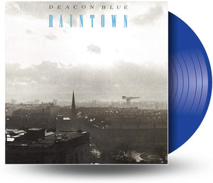 DEACON BLUE Raintown  LP Blue Vinyl  (NAD20)