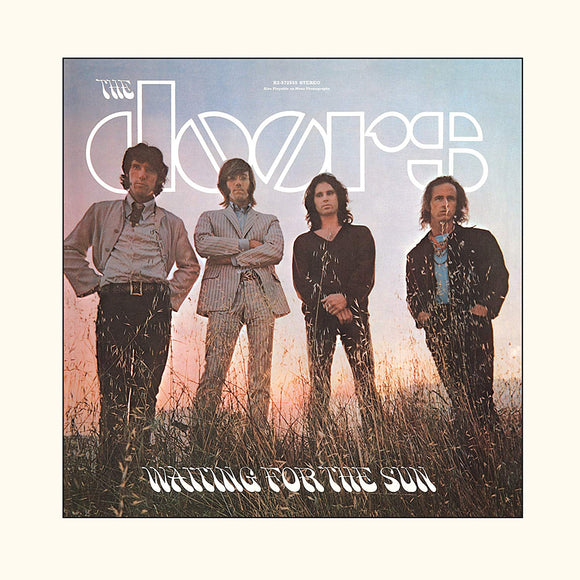 DOORS Waiting for the Sun (50th Anniversary) LP