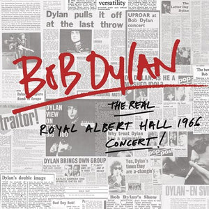 BOB DYLAN The Real Royal Albert Hall 1966 Concert 2LP