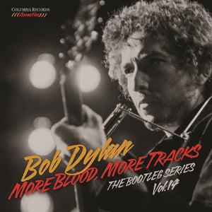 BOB DYLAN More Blood, More Tracks: The Bootleg Series Vol. 1 2LP