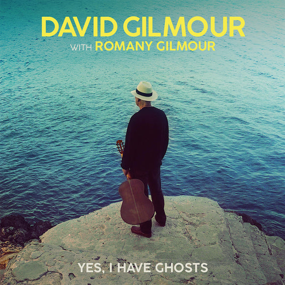 DAVID GILMOUR Yes I Have Ghosts 7