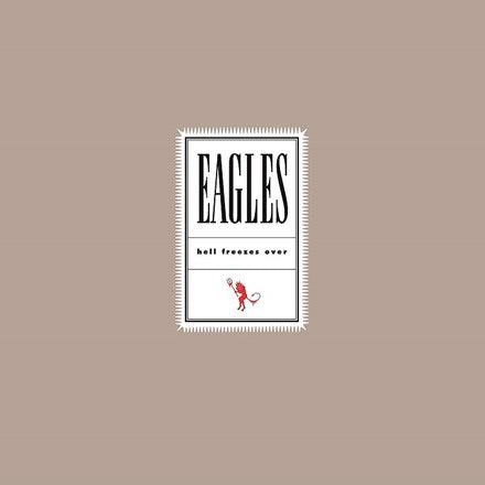 EAGLES Hell Freezes Over 2LP SET