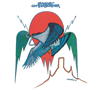 EAGLES On the Border LP