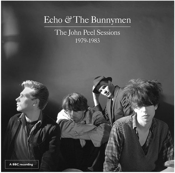 ECHO & THE BUNNYMEN The John Peel Sessions 1979-19 2LP