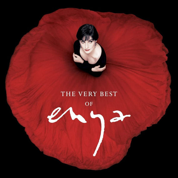 ENYA The Very Best of Enya 2LP set