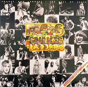 FACES Snakes And Ladders: The Best Of LP