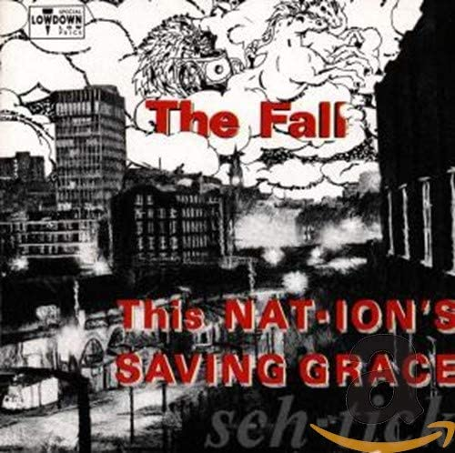FALL This Nation's Saving Grace LP
