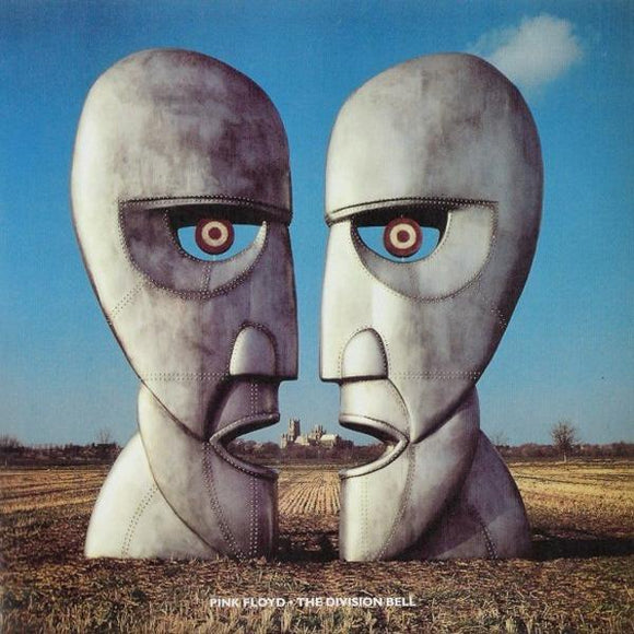 PINK FLOYD The Division Bell LP SET