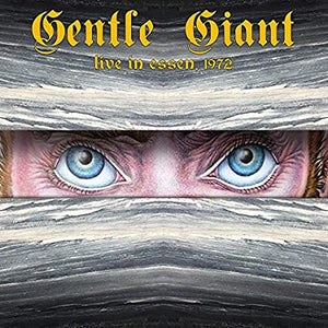 GENTLE GIANT Live In Essen, 1972 LP