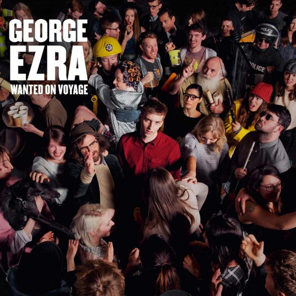 GEORGE EZRA Wanted on Voyage LP