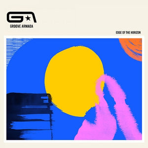 GROOVE ARMADA Edge of the Horizon CD
