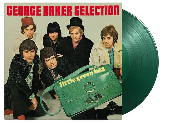 GEORGE BAKER SELECTION Black Friday - Little Green Bag LP translucent green numbered vinyl