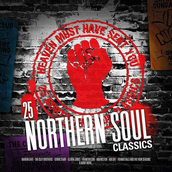 VARIOUS ARTISTS Heaven Must Have Sent You 2LP NORTHERN SOUL COMPLILATION