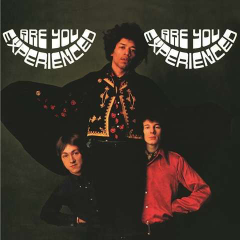 JIMI HENDRIX Are You Experienced 2LP STEREO