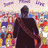 JOHN PRINE Live 2LP SET  INDIE EXCLUSIVE YELLOW VINYL