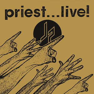 JUDAS PRIEST Priest... Live! 2LP SET 180g