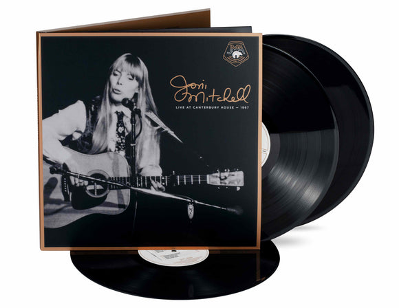 JONI MITCHELL Live At Canterbury House 3LP SET 180g