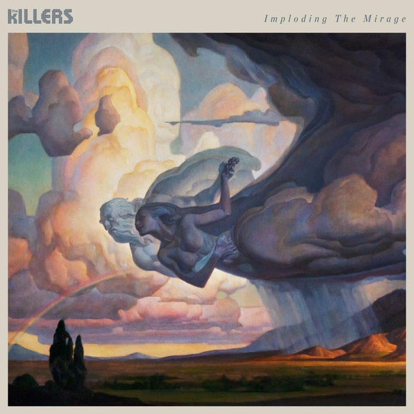 KILLERS Imploding The Mirage LP