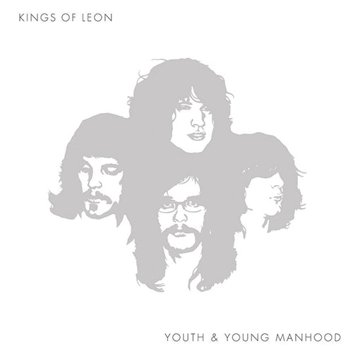 KINGS OF LEON Youth And Young Manhood 2LP SET