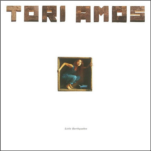 TORI AMOS Little Earthquakes LP