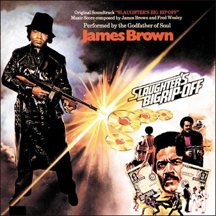 JAMES BROWN Slaughter's Big Rip-Off LP