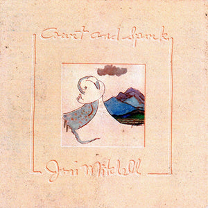 JONI MITCHELL Court And Spark LP