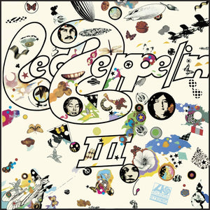 LED ZEPPELIN Led Zeppelin III LP