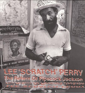 LEE PERRY Return Of Pipecock Jackxon LP