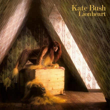 KATE BUSH Lionheart (2018 Remaster) LP