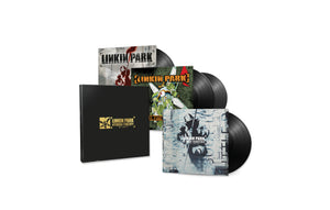LINKIN PARK Hybrid Theory 20th Anniversary Edition 4LP SET