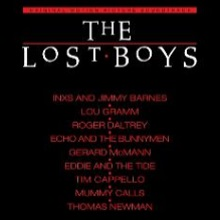 VARIOUS ARTISTS The Lost Boys Soundtrack LP Red Vinyl (NAD20)