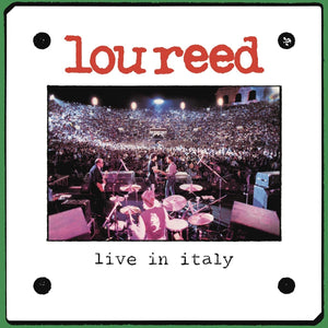 LOU REED Live In Italy LP