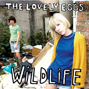 LOVELY EGGS Wildlife LP
