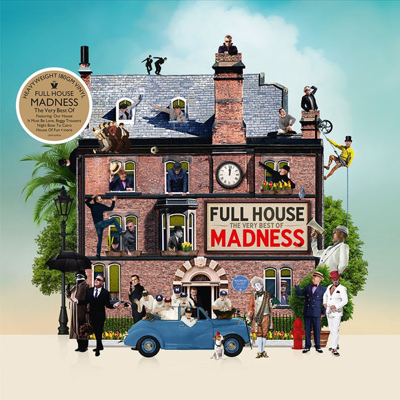 MADNESS Full House (Best Of) LP
