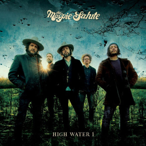 MAGPIE SALUTE High Water CLEAR TRANSPARENT 2LP set