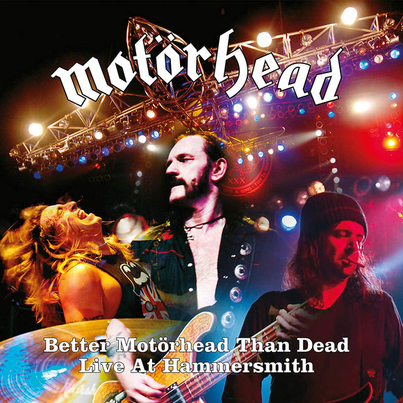 MOTÖRHEAD Better Motörhead Than Dead LP