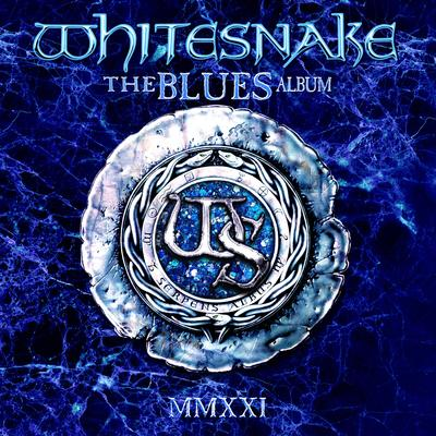 WHITESNAKE The Blues Album 2LP SET Limited Ocean Blue Vinyl