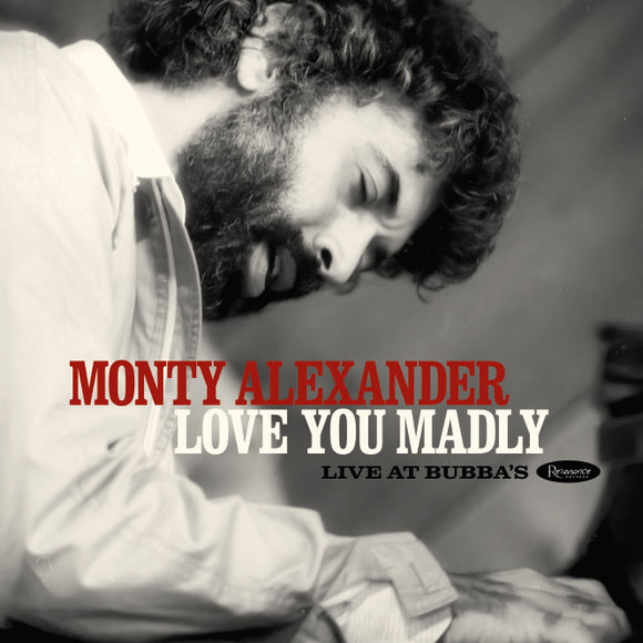 MONTY ALEXANDER Love You Madly: Live At Bubba's 2LP