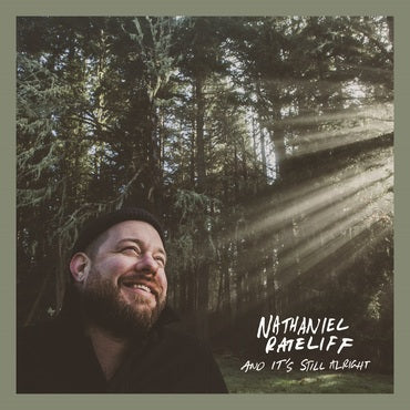 NATHANIEL RATELIFF And Its Still Alright LP CLEAR MINT VINYL