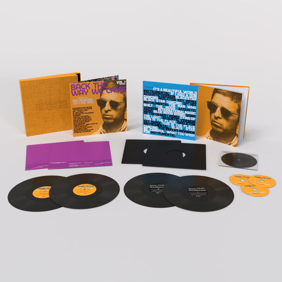 NOEL GALLAGHER'S HIGH FLYING BIRDS Back The Way We Came: Vol. 1 (2011 - 2021) LP/CD BOXSET