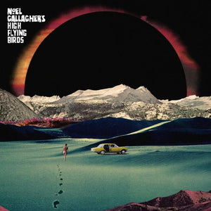 NOEL GALLAGHER'S HIGH FLYING BIRDS Holy Mountain 12""