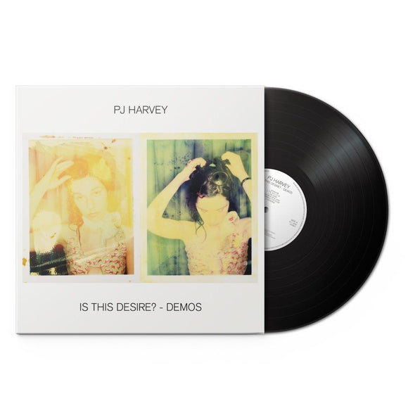 PJ HARVEY Is This Desire - The Demos LP